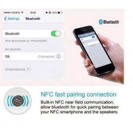Radio Réveil Station de Recharge et Port USB