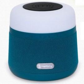 Chargeur Bluetooth Sans-Fil Recharge par induction et Haut-Parleur